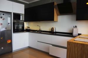 Кухня с фасадом из МДФ